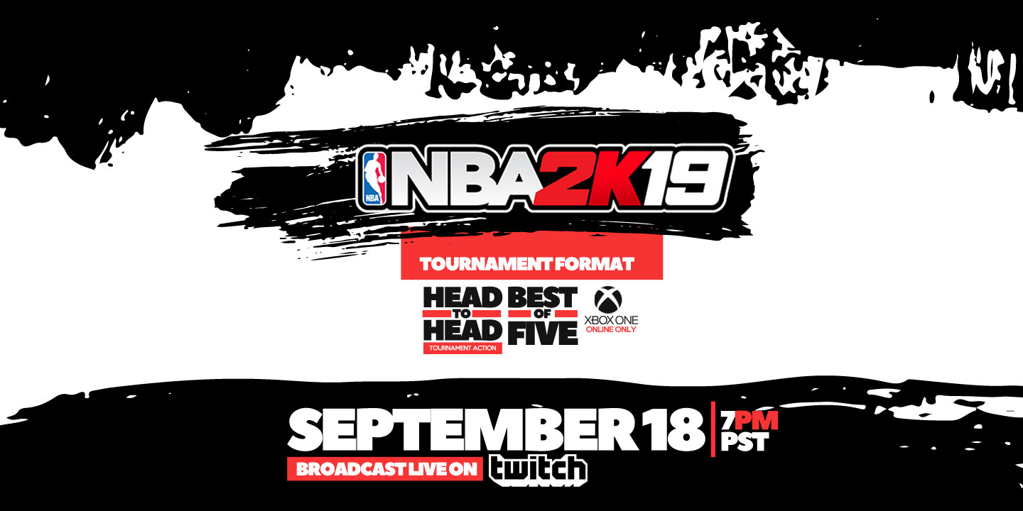 IT's all about NBA2k19 here on the SGL! Get ready for our massive NBA2k19 tournament in which we are giving away tons of prizes and points! Let's get it!