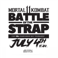 HPC's Battle of the Strap - Mortal Kombat 11