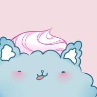 Cream Llama