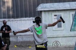 1 vs 1 pistols