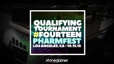 WRAP-UP of Stoned Gamer Qualifying Tournament #14 held 10/15 at Pharmfest