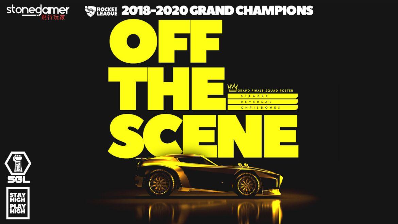 Off The Scene becomes 2020 SGL GRAND CHAMPIONS
