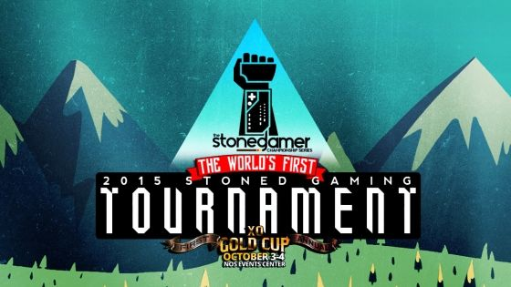 The 2015 Stoned Gamer Tournament at the XO Gold Cup will have a PRO-DRUG policy