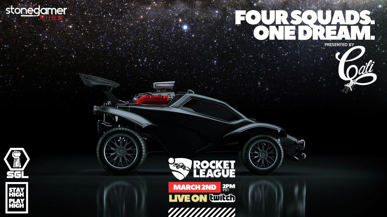 2019 SGL Q8 Rocket League Tournament, the most dominant performance we've ever seen...