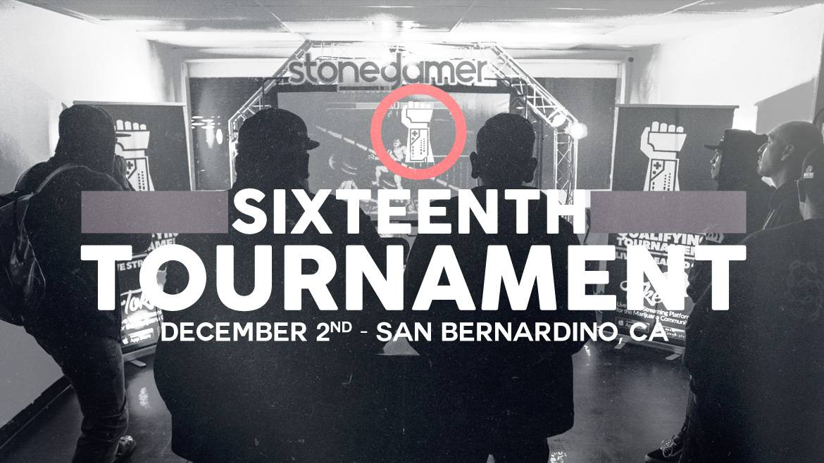 RESULTS of the SIXTEENTH Stoned Gamer Qualifying Tournament on 12/02