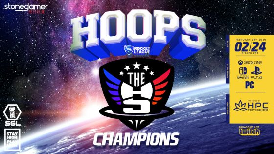 The Hoop Squad broke 3 records and become CHAMPION of SGL Hoops