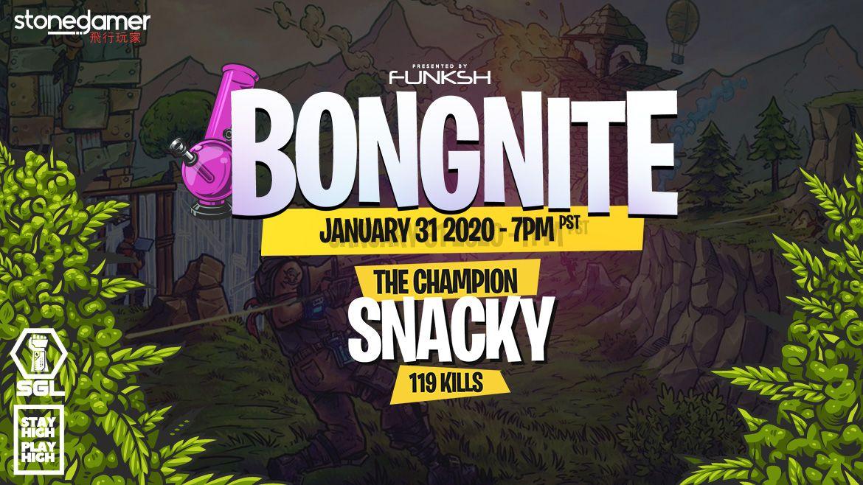 2020 SGL, the RETURN of BONGNITE!