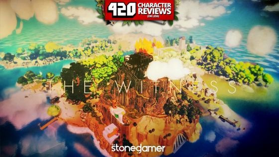 420 Character Reviews: The Witness (9.6)