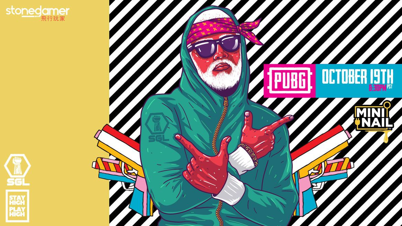 2018 SGL PUBG SQUAD Tournament by Mininail