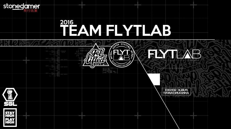 2016 Team Flytlab Players