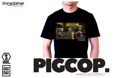 PIGCOP, SGL's 2nd Drop is HERE