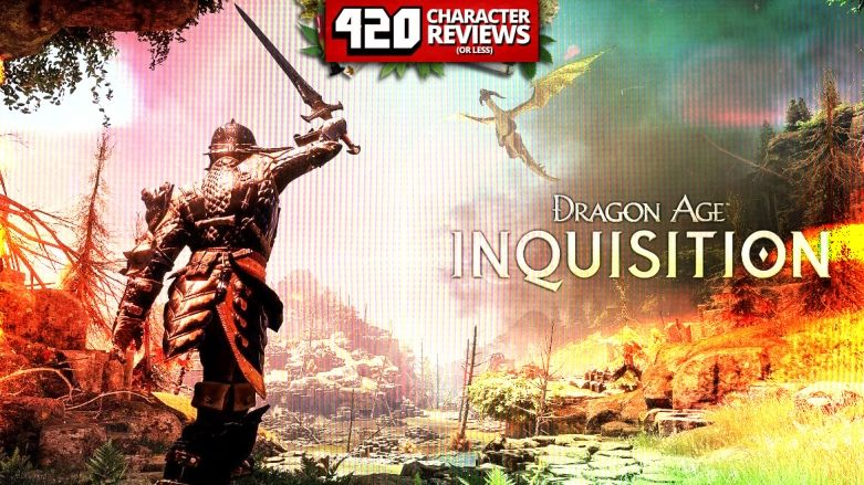 420 Character Reviews: Dragon Age: Inquisition (8.5)