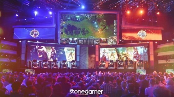 Competitive Gaming as a Spectator Sport Has Come a Long Way