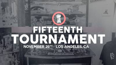 RESULTS of the FIFTEENTH Stoned Gamer Qualifying Tournament on 11/29
