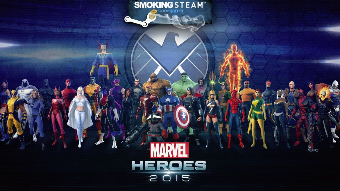 Smoking Steam: Down the rabbit hole of Marvel Heroes 2015