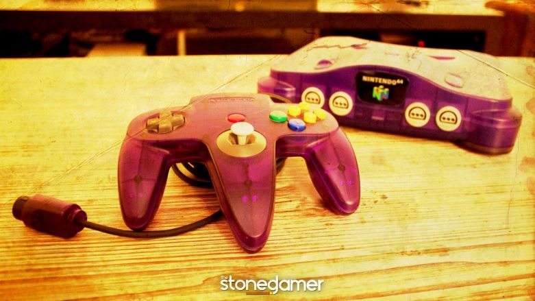 Nintendo 64 turned 18 years old, now let's honor the controller by turning it into a pipe