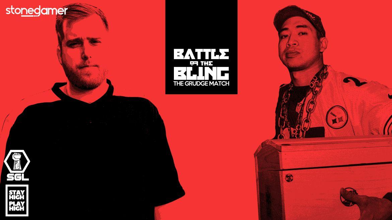 Battle of the Bling