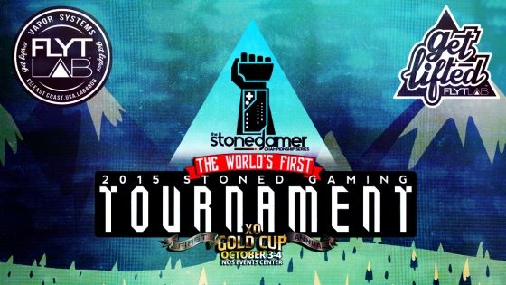 Announcing the schedule for the world's FIRST stoned gaming tournament