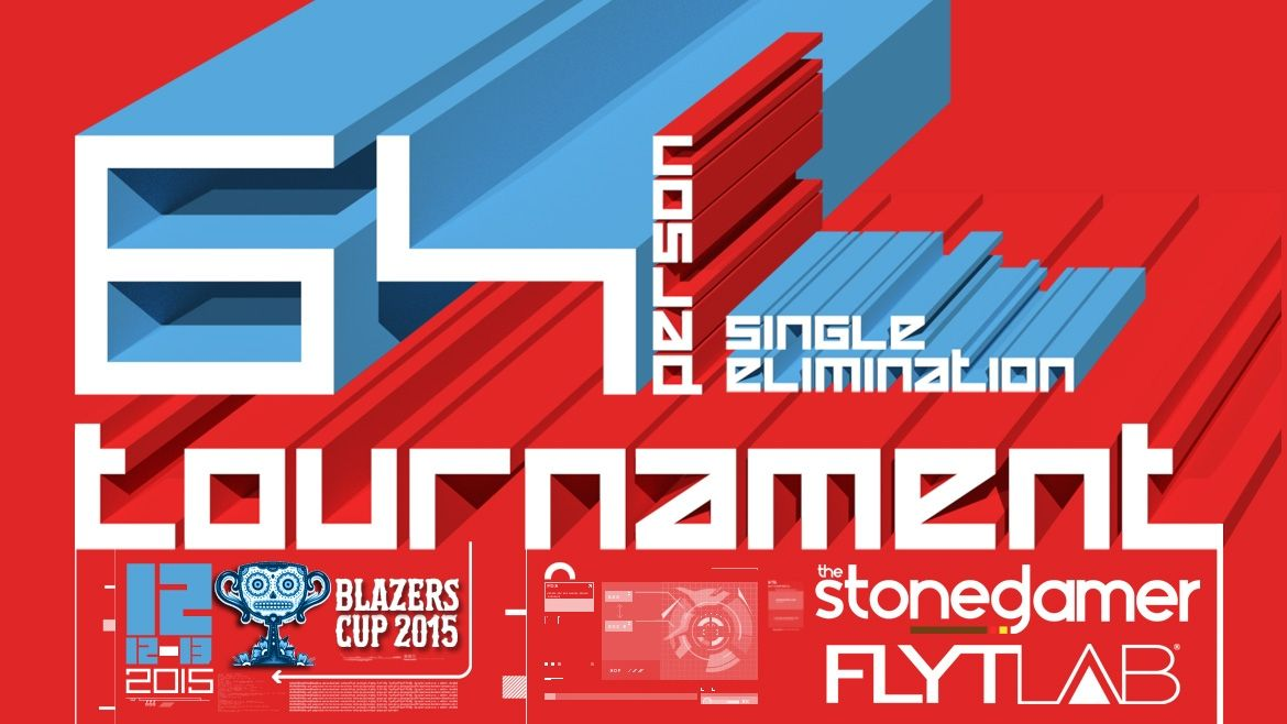 The Stoned Gamer Tournament II will be held at Blazers Cup on December 12-13th!