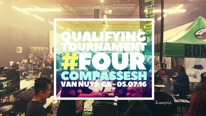 Wrap-Up of TSG #4 Qualifying Tournament held 05/07 at Compassesh