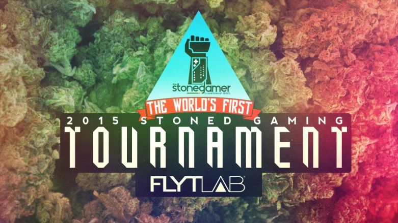 Get Ready for the World's First Stoned Gaming Tournament on October 3-4