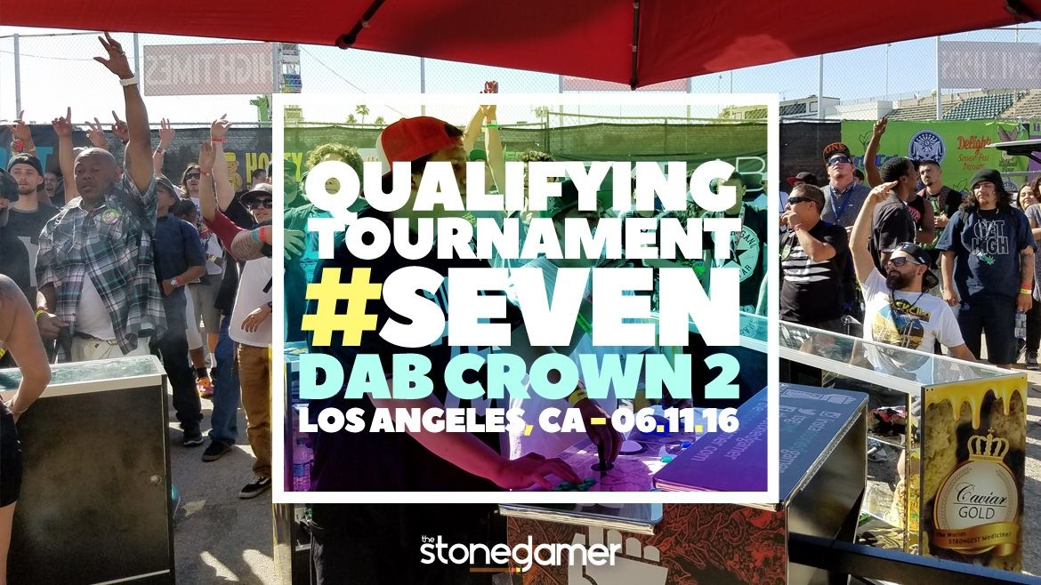 Wrap up of the TSG #7 Qualifying Tournament held 06/11 at Dab Crown 2