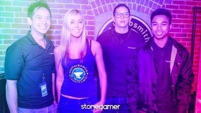 Team Herbsmith at the 2016 Stoned Gamer GRAND FINALE