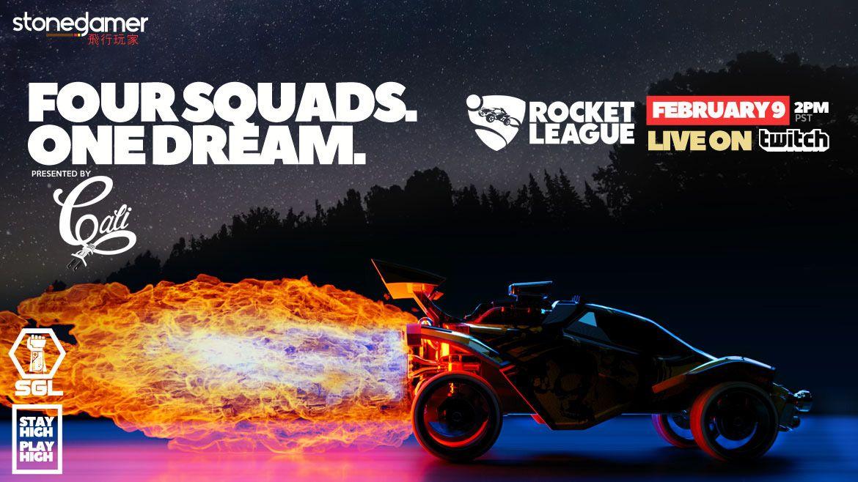 2019 SGL Q6 Rocket League Tournament, The Hoop Squad wins it all!