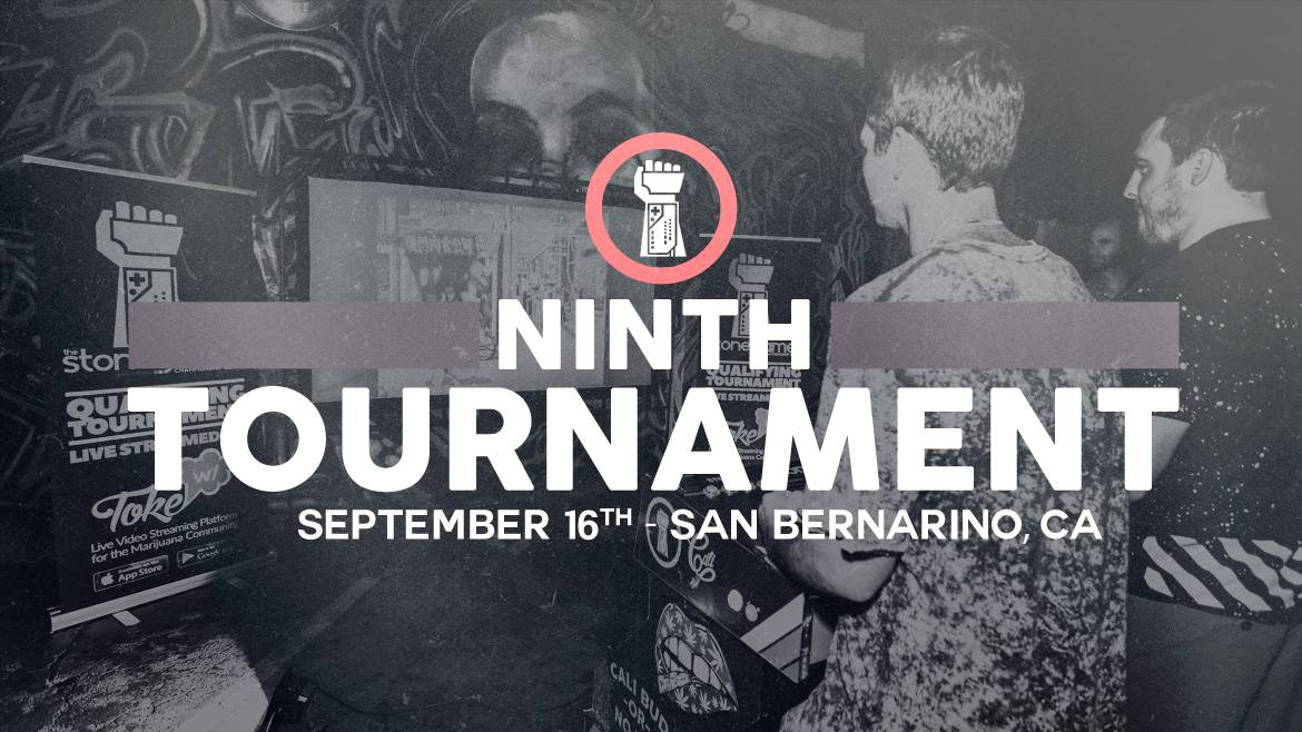 Results of the NINTH Stoned Gamer Qualifying Tournament on 9/16