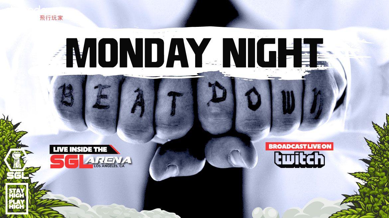 SGL Monday Night Beatdowns