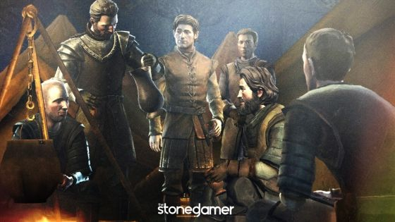 Telltale's Game of Thrones; or, the Struggle of Popular Mediocrity