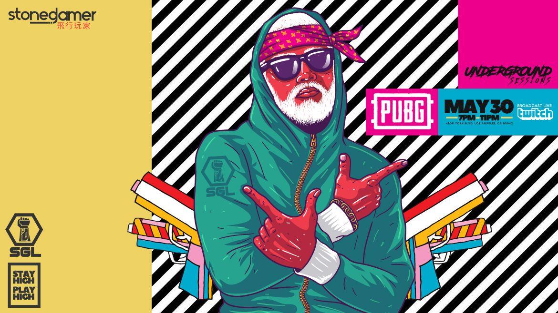 2019 SGL Underground Sessions - PUBG Tournament (Clip)