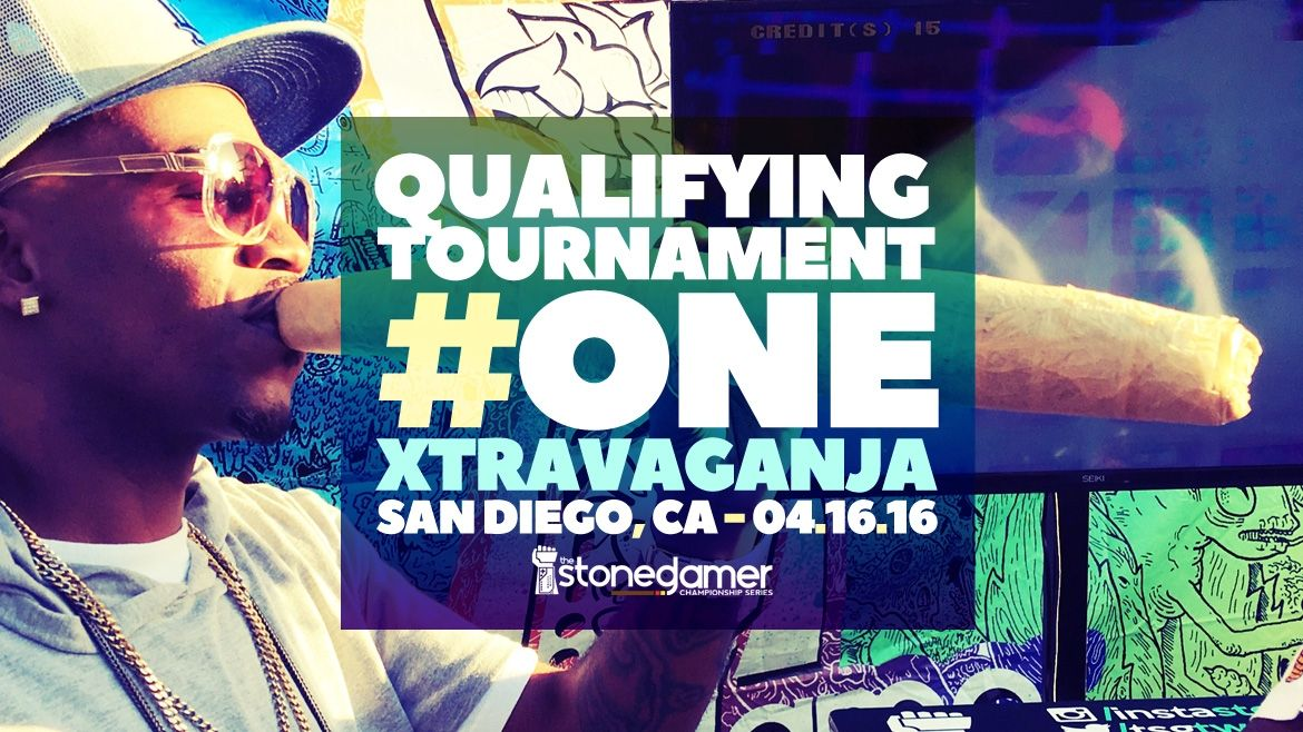 The 2016 Stoned Gamer Season kicked off at Xtravaganja in San Diego, CA