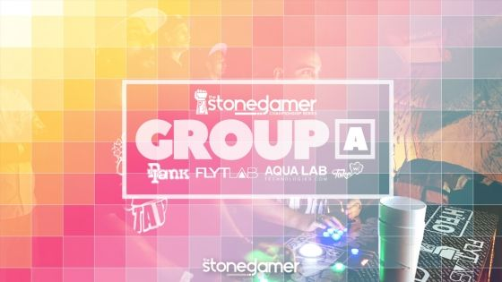 The 2016 Stoned Gamer Tournament - Group A Bracket