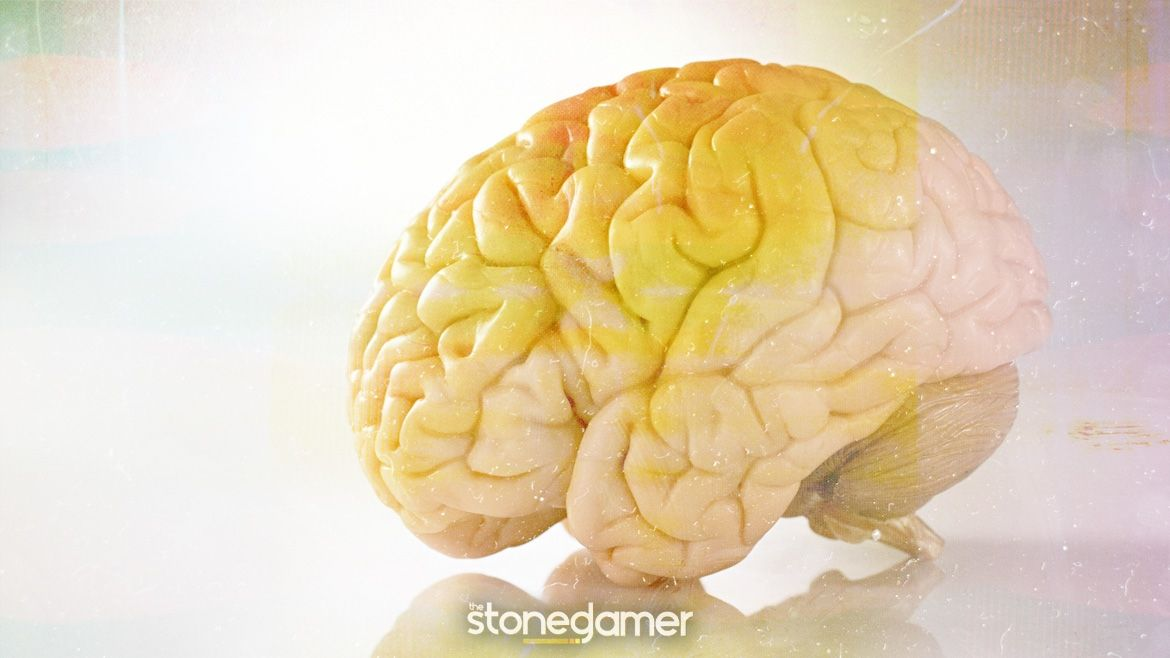 Gaming and marijuana, helping neuroscience out since...forever
