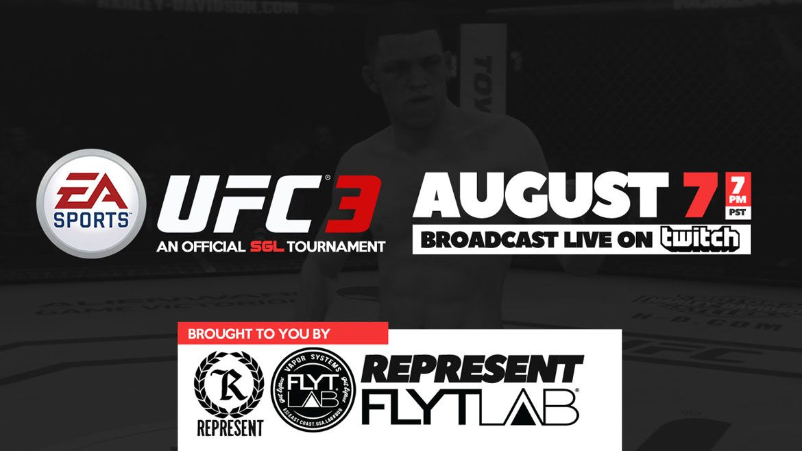 2018 SGL EA UFC 3 Tournament Results