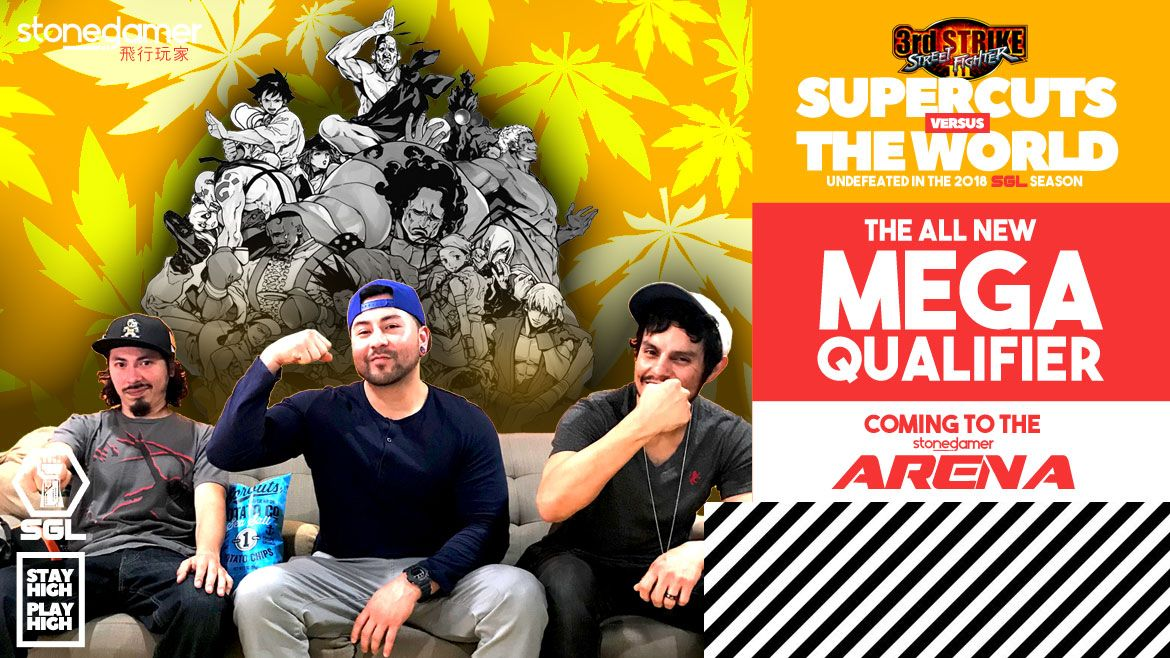 Supercuts vs. The World - Coming to the Stoned Gamer Arena