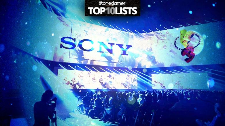The Top 10 Greatest Things To Come From Sony's 2015 E3 Briefing