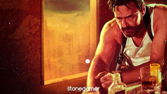 Let's not forget Max Payne was a drug addict with a gun