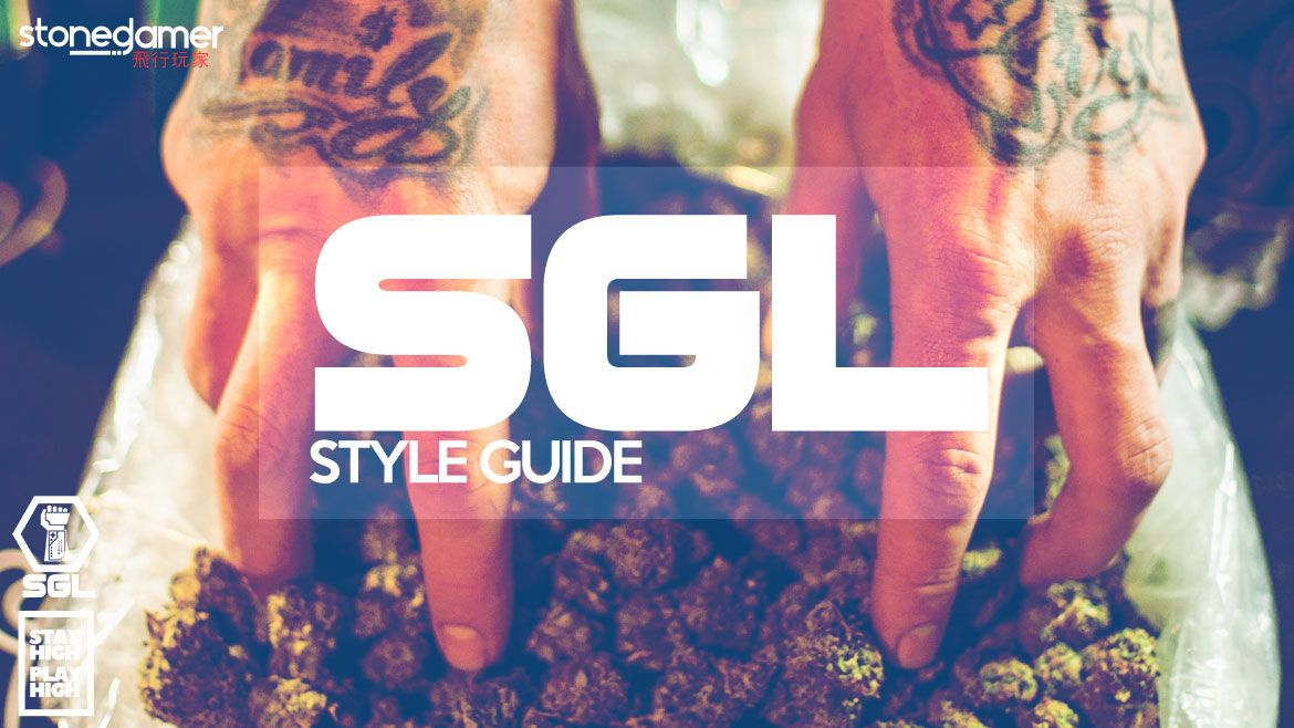 Official SGL Style Guide - Download SGL logos here