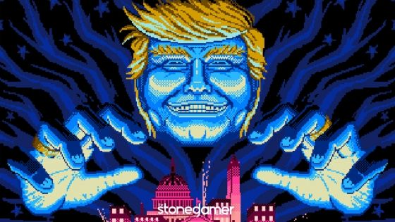 My gaming resurrection told through the 2016 US presidential race