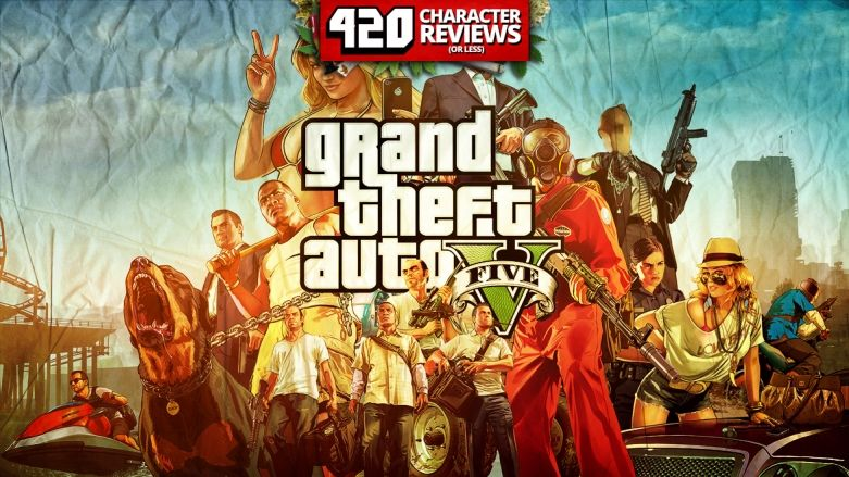 420 Character Reviews: Grand Theft Auto V - Next Gen (9.8)