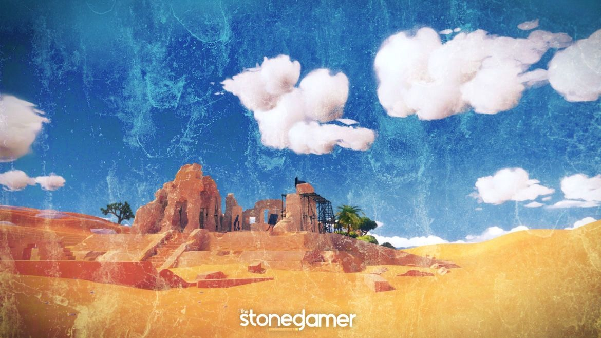 The Gaming Industry's Miniscule View on Retro Blown Away by The Witness