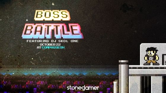 Introducing BOSS BATTLES to the 2016 Stoned Gamer Tournament