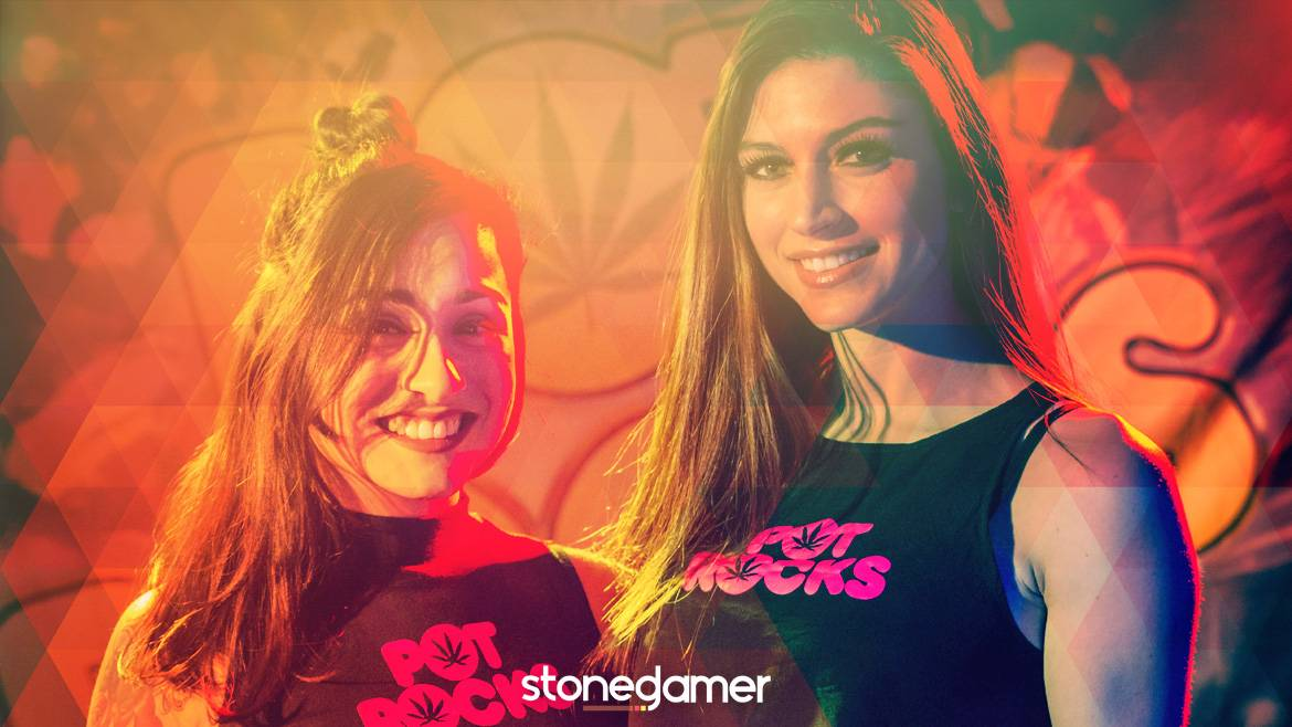 Team Potrocks at the 2016 Stoned Gamer GRAND FINALE
