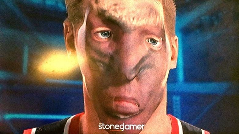 Take too much acid and NBA 2K15's face scans are what you will see