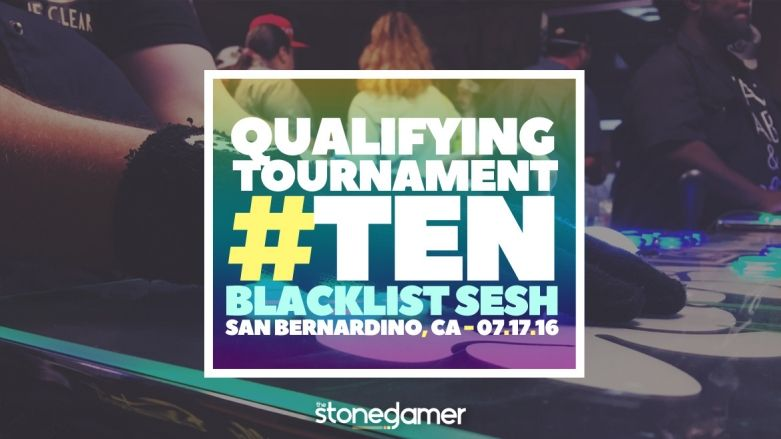 WRAP UP of TSG #10 Qualifying Tournament held 07/17 at Blacklist Sesh