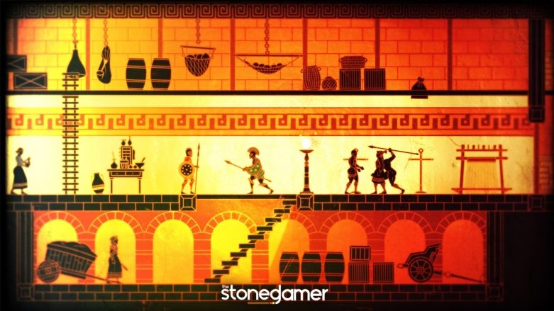 Greek Mythology done stylishly bloody with Apotheon for PlayStation 4