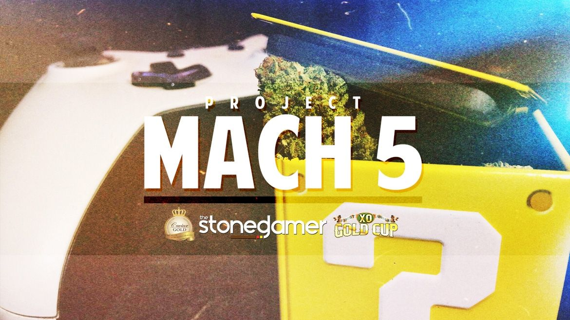 Introducing the Mach 5 Project, the mythical holy grail for stoners
