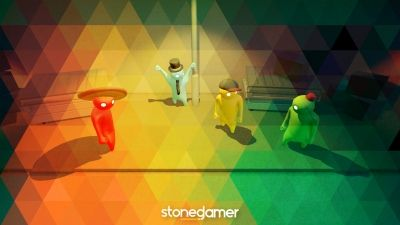 Experience the Anarchy of Gym Class in Gang Beasts